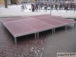 podium verhuur in Eindhoven