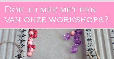 Workshop kinderfeestje sieraden maken